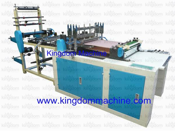 Zip Bag Making Machine