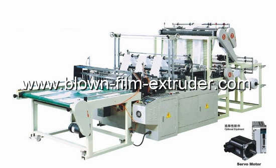 SHXJ-D Flat End Bag Making Machine
