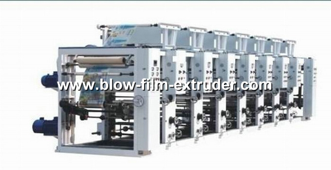 ASY-A Series Rotogravure Printing Machine
