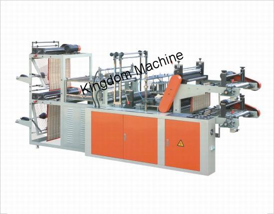 Plastic Rolling T-shirt bag machine