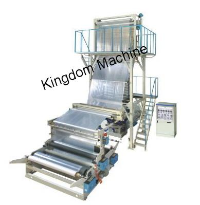 High Speed Blown Film Extrusion