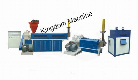 Waste Plastics Recycling Machine